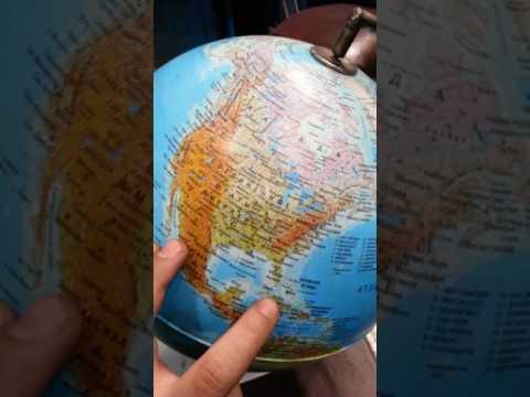 Most policies have a small globe. Большая политика у маленького глобуса