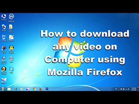 Add On Download Youtube Mozilla