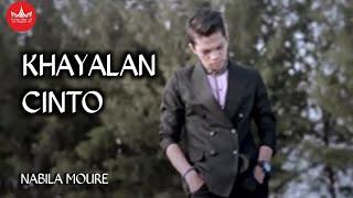 Nabila Moure - Khayalan Cinto Cipt  Andra Respati [Official Music Video]