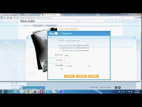 Stripe Payment Integration demo