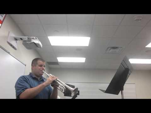 Lyra by Vandercook (Trumpet Stars Set 1)