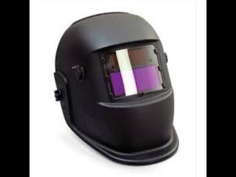 Otomatik kararan kaynakçı maskesi ( may safe marka)