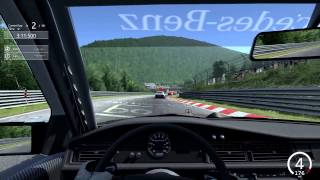 Assetto Corsa - Mercedes-Benz 190E DTM Vs BMW M3 E30 DTM