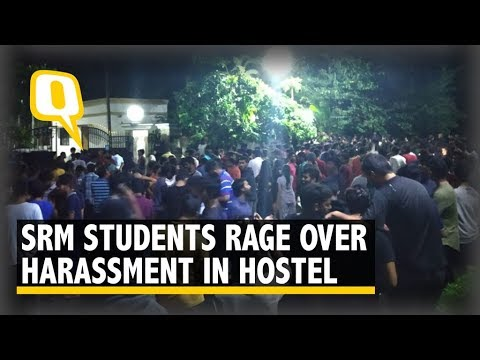 SRM VC on Sexual Assault at SRM University: You Are Making an Issue Out of Nothing | The Quint