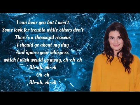 「Lyrics」Into the Unknown - Idina Menzel, AURORA