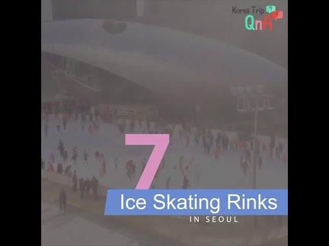 7 Ice Skating Rinks in Seoul