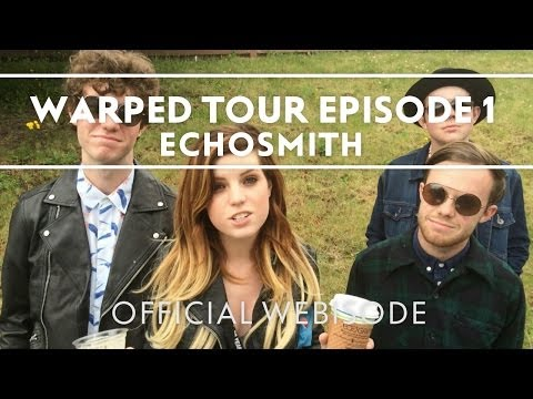 Echosmith - Vans Warped Tour Recap Episode 1 [Webisode]