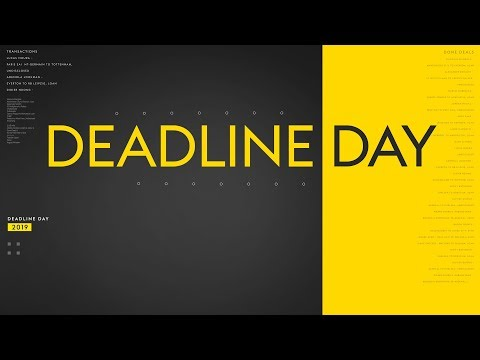 LIVE! DEADLINE DAY FINAL HOUR! Latest on Lukaku, Luiz, Carroll, Tierney &  Zaha | Sky Sports News