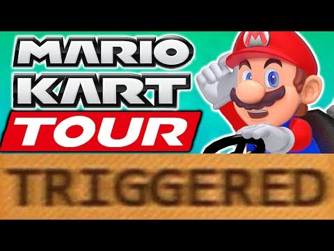 How Mario Kart Tour TRIGGERS You!
