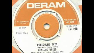 Bulldog Breed - Portcullis gate (UK mod psych)