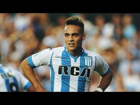 Lautaro Martinez ► Welcome to Inter Milan - Goals & Skills 2017/2018 ᴴᴰ