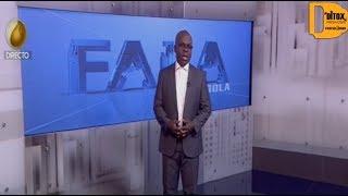 Fala Angola Com Salú Gonçalves (Dia 15 - 03 - 2019 Tv Zimbo)