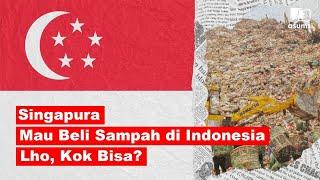 Potensi Daur Ulang Sampah di Indonesia