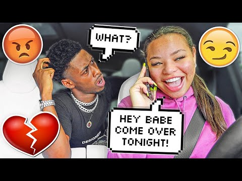 CHEATING IN FRONT OF MY BOYFRIENDS BROTHER *HE SNAPPED*