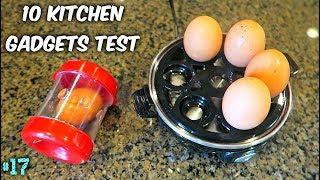 10 Kitchen Gadgets put to the Test - part 17 by : CrazyRussianHacker