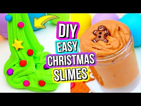 Angie Ward - Holiday Recipe of the Day: Holiday SLIME For Kids
