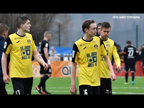 15. voor 2018: Viljandi JK Tulevik - Paide Linnameeskond 1:1 (0:0)