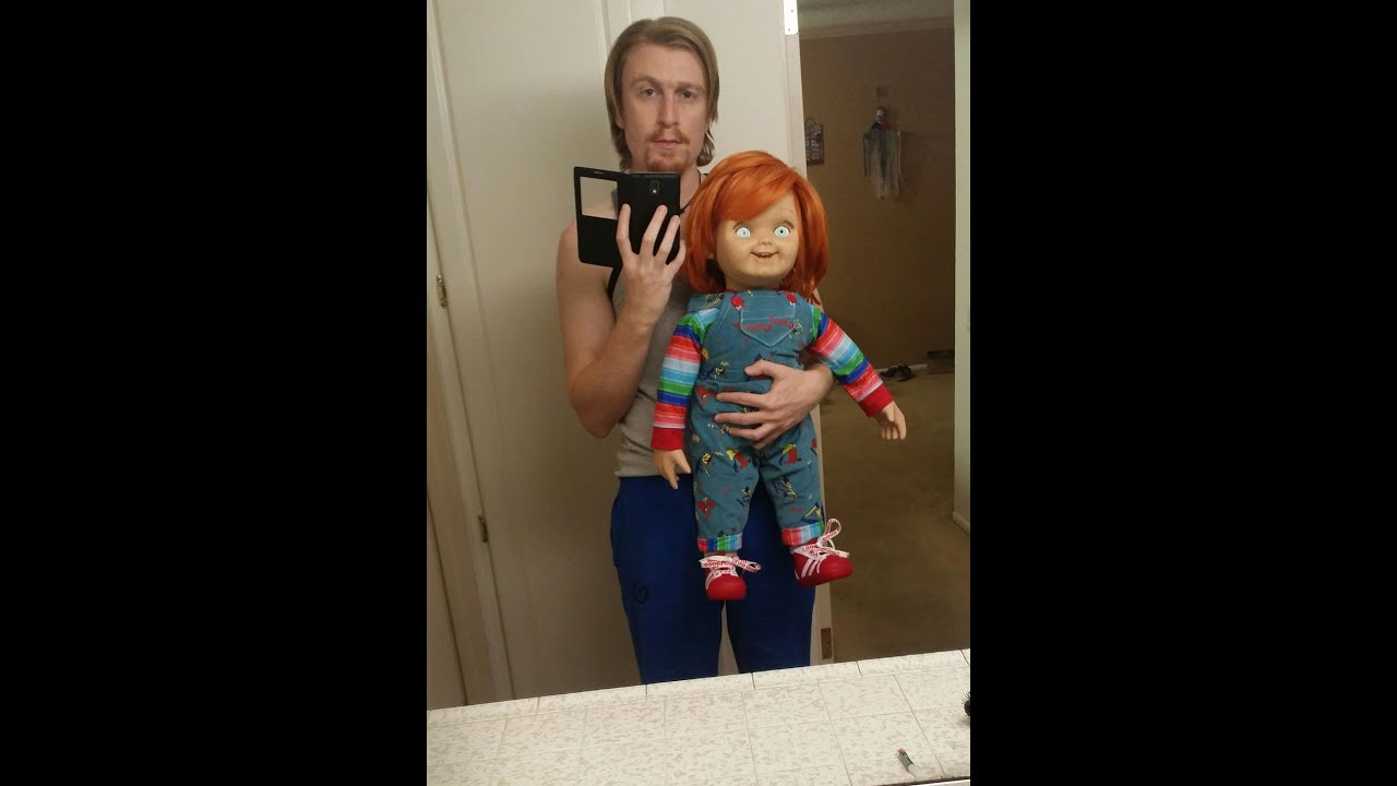 Unboxing Chucky My Good Guy Doll Replica Life Size Collection