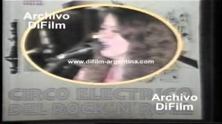DiFilm - Publicidad Disco Circo Eléctrico del Rock