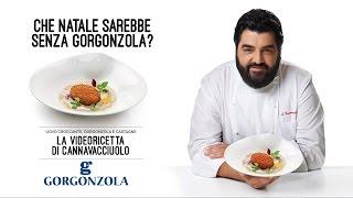 Uovo croccante, gorgonzola e castagne - Le Ricette di A. Cannavacciuolo