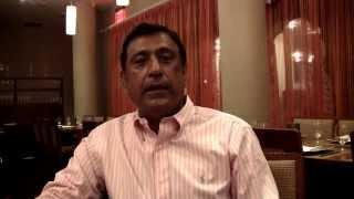 Rajesh Bhardwaj of Junoon Restaurant Speaks About His Menu
