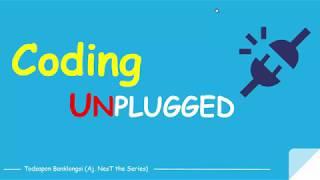 Coding Unplugged สอนเขียนโค้ดไม่ใช้คอม EP.1 Coding กับ Programming ต่างกันอย่างไร? screenshot 5
