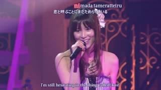 [ENG SUB] FictionJunction - Kimi ga Ita Monogatari (2014 elemental tour live)