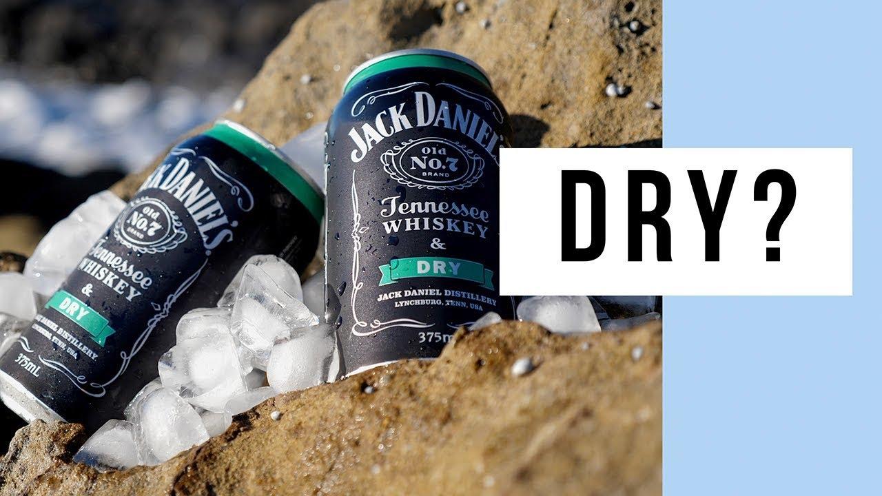 Jack Daniel's And Dry Premix