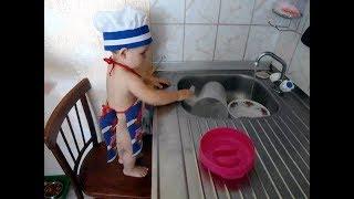 Ученые выяснили, что мытье посуды и глажка белья продлевают жизнь женщинам