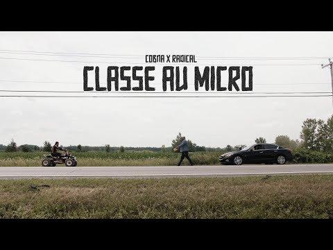 Cobna x Radical - La classe au micro