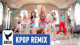 Girls 39 Generation Lion Heart Areia Kpop Remix 193