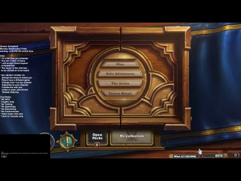 Hearthstone & Video Game News & No Talk About Celebrating Amanda Crowe (HD 1080p 60fps)