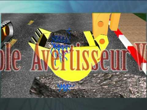 PLYAGE : Dispositif avertisseur / Grillage Avertisseur (Plymouth)