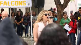 Nick Cannon Celebrity High School Tour w/ Eva Universe, H.E.R.O. and Janina performances