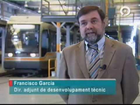 Sunoptics Saves Energy Worldwide - Valencia, Spain Train Repair Depot Project