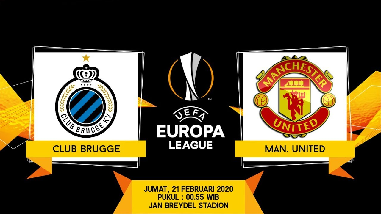 VIDEO Live Streaming Vidio Club Brugge Vs Manchester