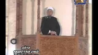 افتتاح مسجد كريستال عصفور بشبرا الخيمه