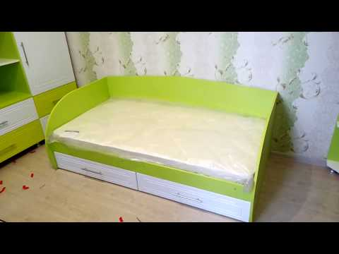 Как сделать кровать для детскую кровать своими руками с инструкцией и фото