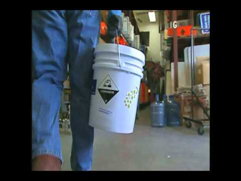 Chemical Handling Safety (The Basics)