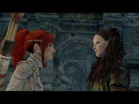 Dragon's Dogma: Dark Arisen - Arisen & Selene, Romantic Moment