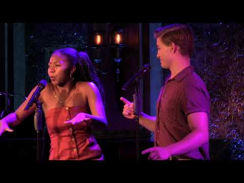 """Kate Louissant & Michael Nigro - """"On the Right Track"""" (Pippin; Stephen Schwartz)"""