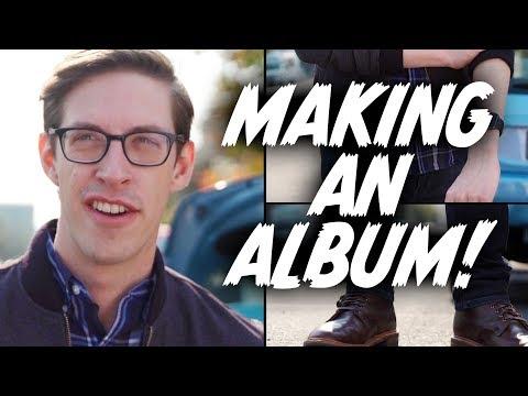 I'm Making A Comedy Album!