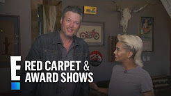 """Blake Shelton on Being the """"Old Guy"""" at the 2018 CMT Awards 
