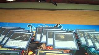 Magic the Gathering - Blue/White Delver Deck.  MTG deck guide!