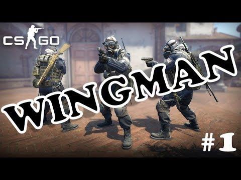 [CS:GO] Wingman #1 - Road to Master Guardian