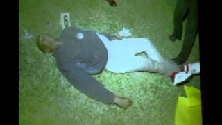 Trayvon Martins Body