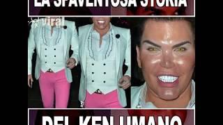 La spaventosa storia del Ken umano