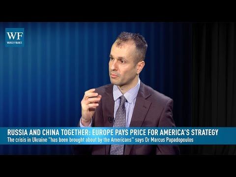 Russia and China together: Europe pays price for America's strategy | World Finance Videos