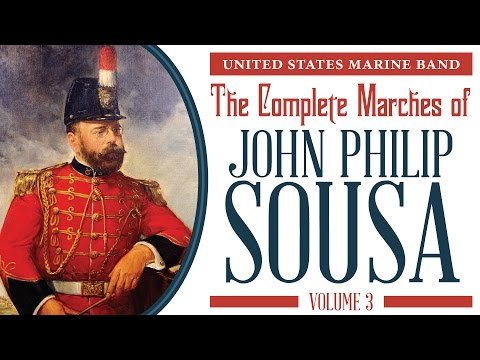 "SOUSA El Capitan (1896) - ""The President's Own"" United States Marine Band"