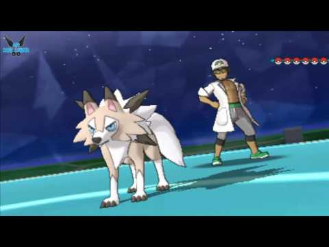 Pokemon SOL - Batalla Final con el Alto Mando [3DS] #119
